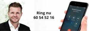 Ring til Nicolai Sommer