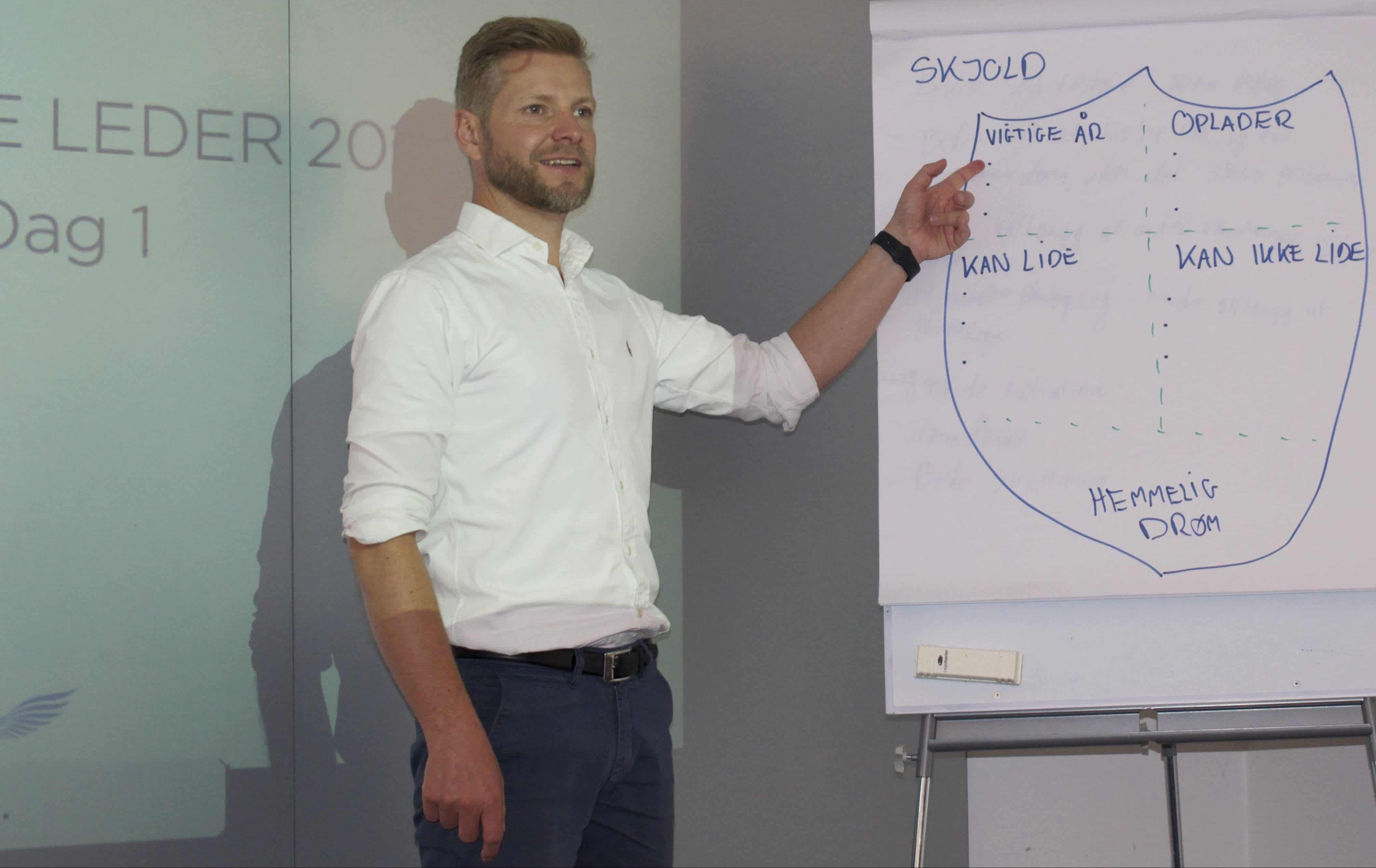 Foredrag lederkursus Nicolai Sommer